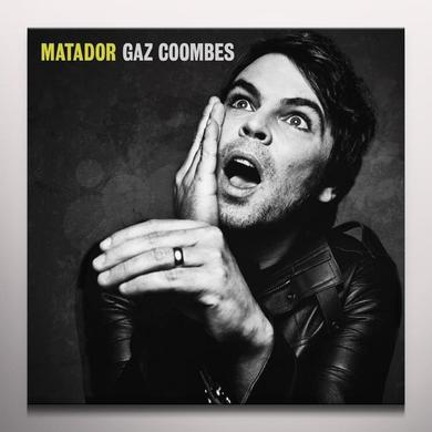 Gaz Coombes MATADOR (BONUS TRACKS) Vinyl Record - Limited Edition, White Vinyl, Digital Download Included