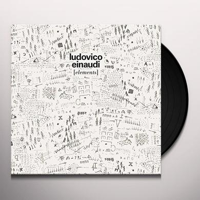 L. Einaudi ELEMENTS Vinyl Record