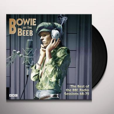 David Bowie BOWIE AT THE BEEB: BEST OF THE BBC RADIO SESSIONS Vinyl Record