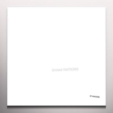 UNITED NATIONS Vinyl Record - Colored Vinyl, White Vinyl