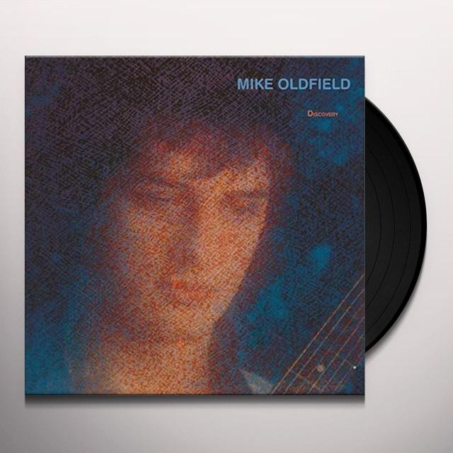 Mike Oldfield DISCOVERY Vinyl Record - UK Import