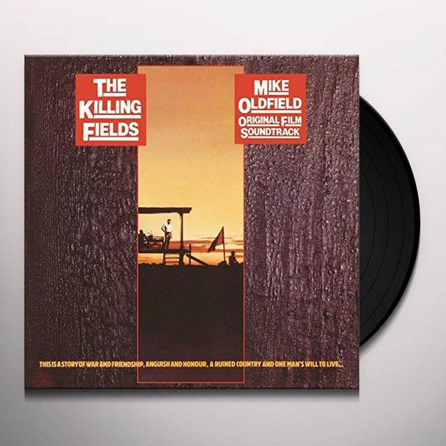 Mike Oldfield KILLING FIELDS Vinyl Record - UK Import