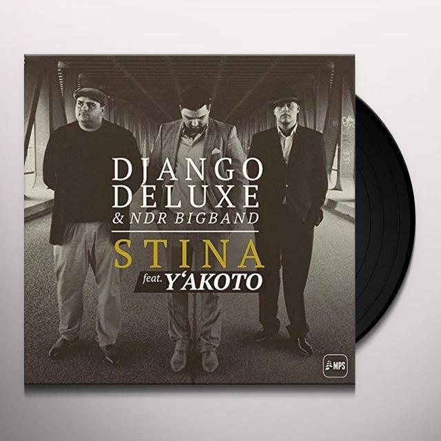 DJANGO DELUXE / NDR BIGBAND DRIVING Vinyl Record