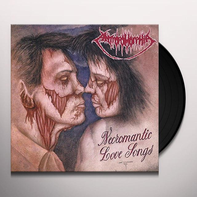 Antropomorphia NECROMANTIC LOVE SONGS Vinyl Record