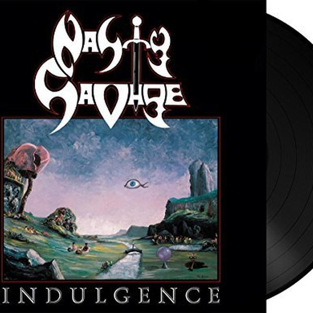 Nasty Savage INDULGENCE Vinyl Record