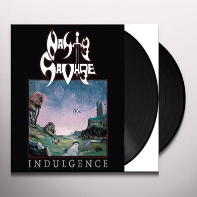 Nasty Savage INDULGENCE Vinyl Record - UK Import