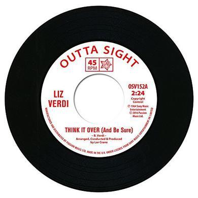 Linda Lloyd / Liz Verdi THINK IT OVER / BREAKAWAY Vinyl Record