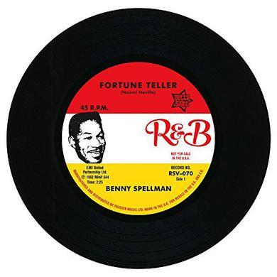 Benny Spellman / Ernie K Doe FORTUNE TELLER / A CERTAIN GIRL Vinyl Record
