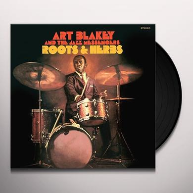 Art Blakey ROOTS & HERBS Vinyl Record