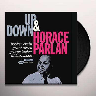 Horace Parlan UP & DOWN Vinyl Record - Spain Import
