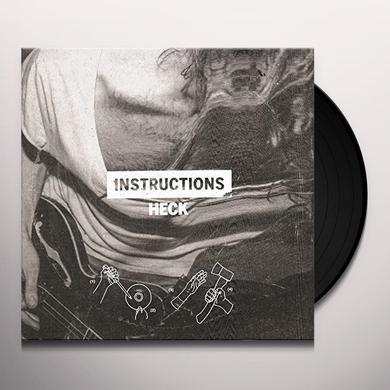 HECK INSTRUCTIONS Vinyl Record