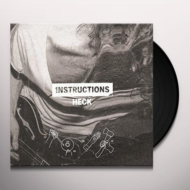 HECK INSTRUCTIONS Vinyl Record