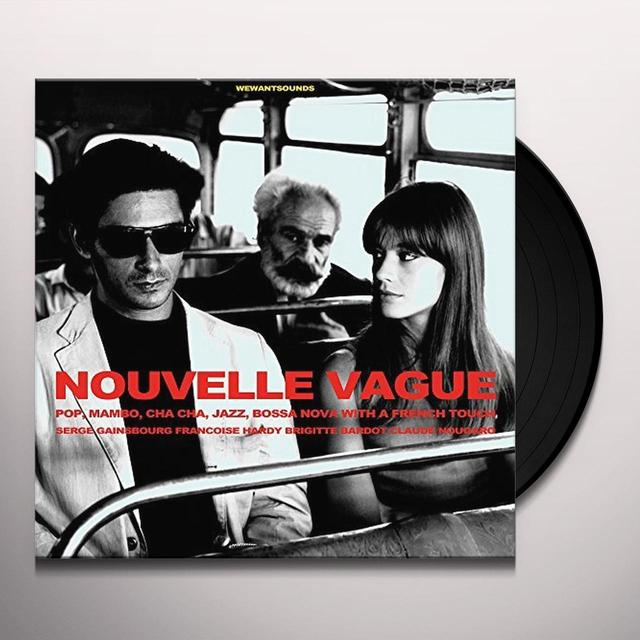 NOUVELLE VAGUE / VARIOUS (UK) NOUVELLE VAGUE / VARIOUS Vinyl Record - UK Import