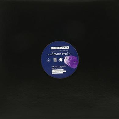 Loco Locass AMOUR ORAL Vinyl Record