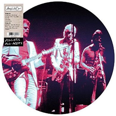 Average White Band ACCESS ALL AREAS Vinyl Record