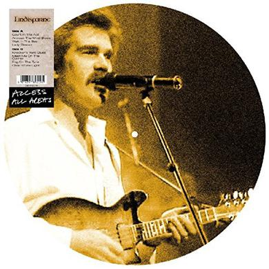 Lindisfarne ACCESS ALL AREAS Vinyl Record