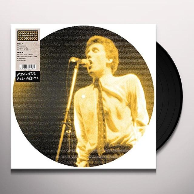 Omd ACCESS ALL AREAS Vinyl Record