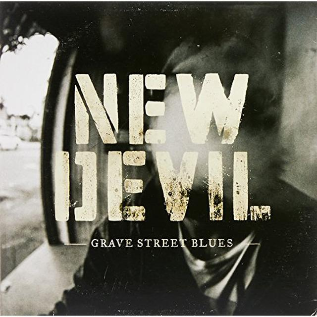 GRAVE STREET BLUES NEW DEVIL 7 Vinyl Record