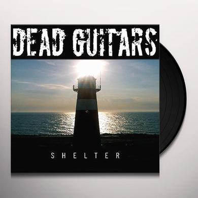 DEAD GUITARS SHELTER Vinyl Record - UK Import