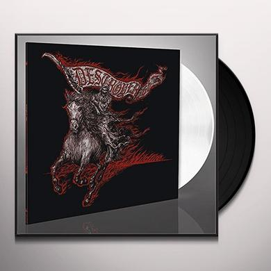Destroyer 666 WILDFIRE Vinyl Record - UK Import