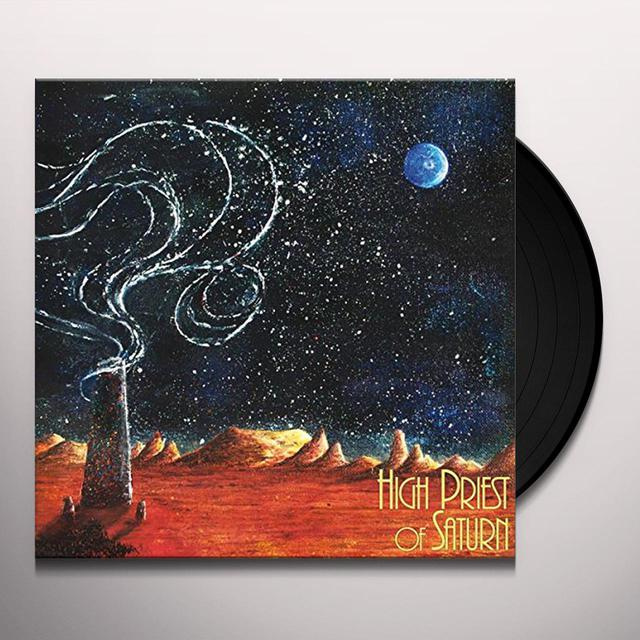 High Priest of Saturn SON OF EARTH & SKY Vinyl Record