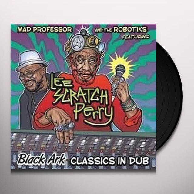 MAD PROFESSOR FT. LEE SCRATCH PERRY BLACK ARK CLASSICS IN DUB Vinyl Record - UK Import