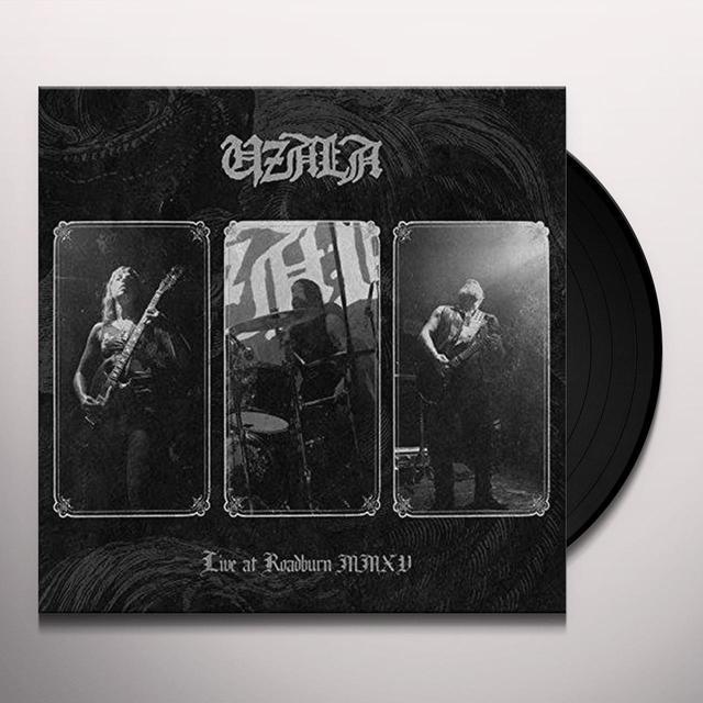 UZALA LIVE AT ROADBURN 2015 Vinyl Record - UK Import