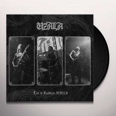 UZALA LIVE AT ROADBURN 2015 Vinyl Record