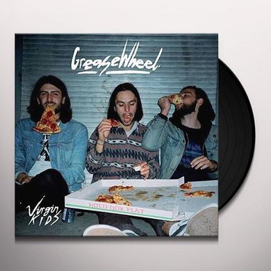 VIRGIN KIDS GREASEWHEEL Vinyl Record