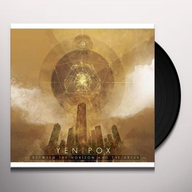 Yen Pox BETWEEN THE HORIZON & THE ABYSS Vinyl Record