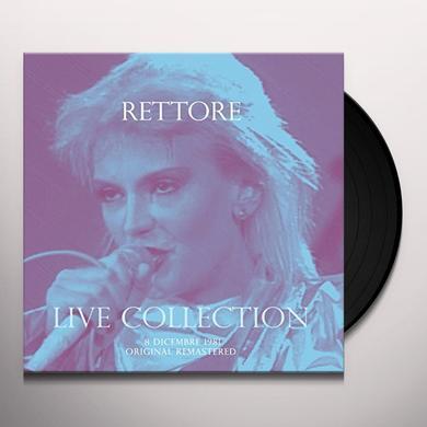 Donatella Rettore CONCERTO LIVE AT RSI (08 DICEMBRE 1981) Vinyl Record - Italy Import