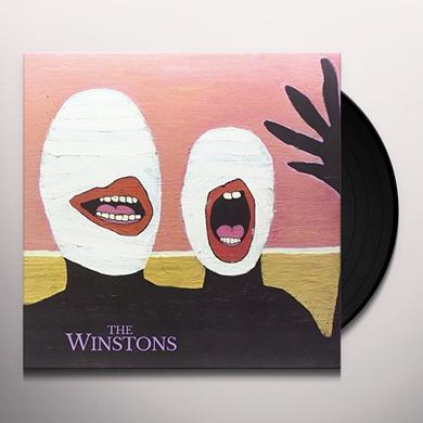 WINSTONS Vinyl Record - Italy Import