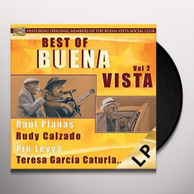 BEST OF BUENA VISTA VOL 2 / VARIOUS (UK) BEST OF BUENA VISTA VOL 2 / VARIOUS Vinyl Record - UK Import