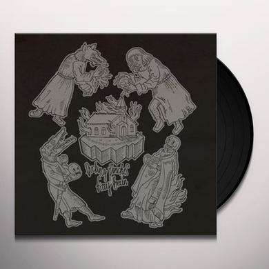 DUCKING PUNCHES FIZZY BRAIN Vinyl Record - UK Import