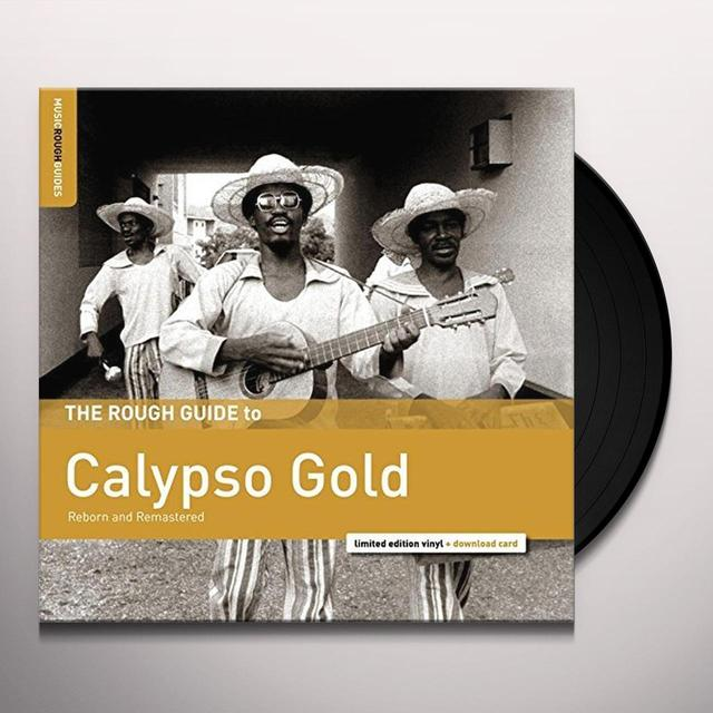 ROUGH GUIDE TO CALYPSO GOLD / VARIOUS (UK) ROUGH GUIDE TO CALYPSO GOLD / VARIOUS Vinyl Record - UK Import