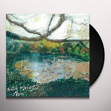 Trembling Bells WIDE MAJESTIC AIRE Vinyl Record - UK Release