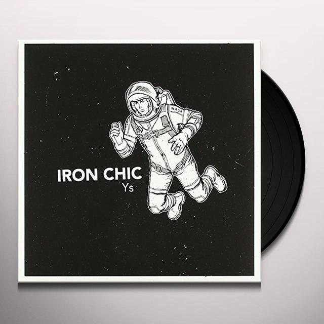 Iron Chic YS Vinyl Record