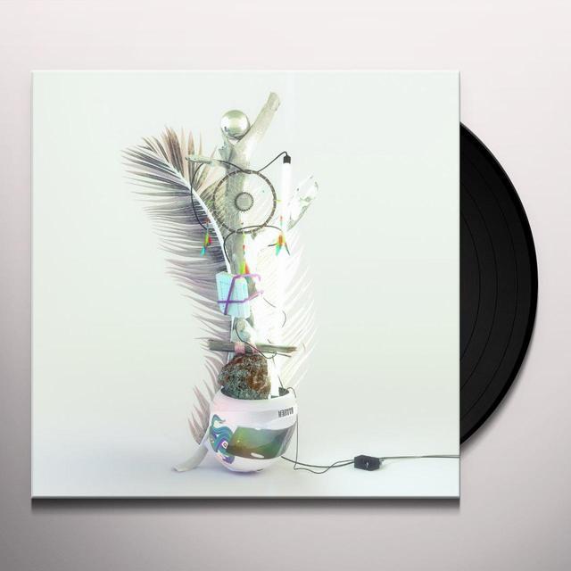 Baauer AA Vinyl Record - UK Import