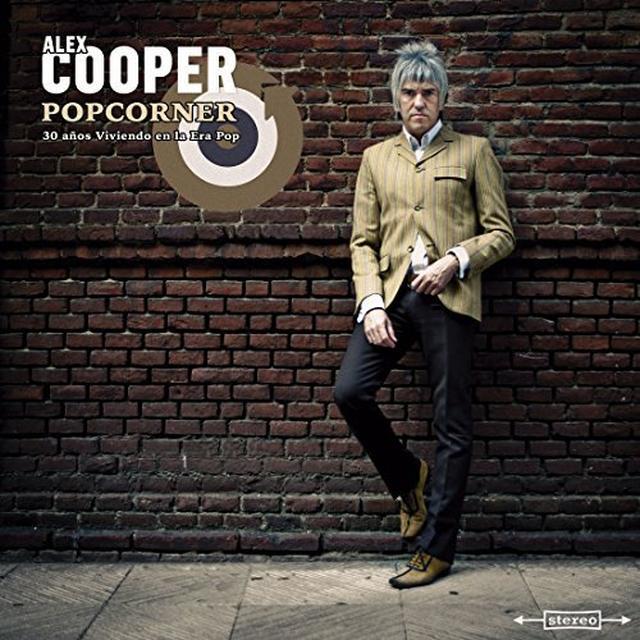 Alex Cooper POPCORNER: 30 ANOS VIVIENDO EN LA ERA POP Vinyl Record