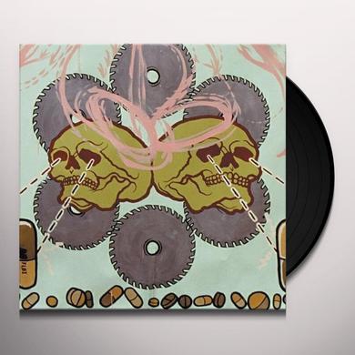 Agoraphobic Nosebleed FROZEN CORPSE STUFFED WITH DOPE Vinyl Record - UK Import