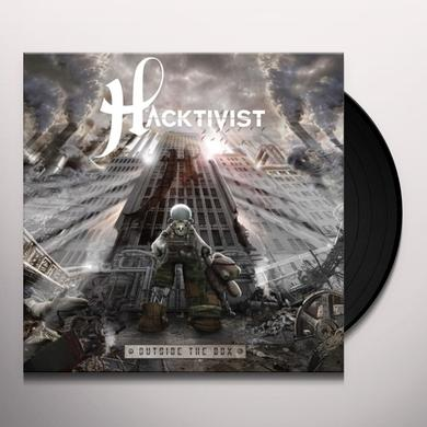 Hacktivist OUTSIDE THE BOX Vinyl Record - UK Import