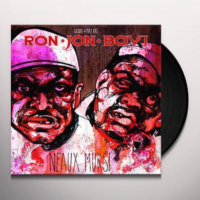 RON JON BOVI / CASUAL & PHAT KAT NEAUX MURSI Vinyl Record