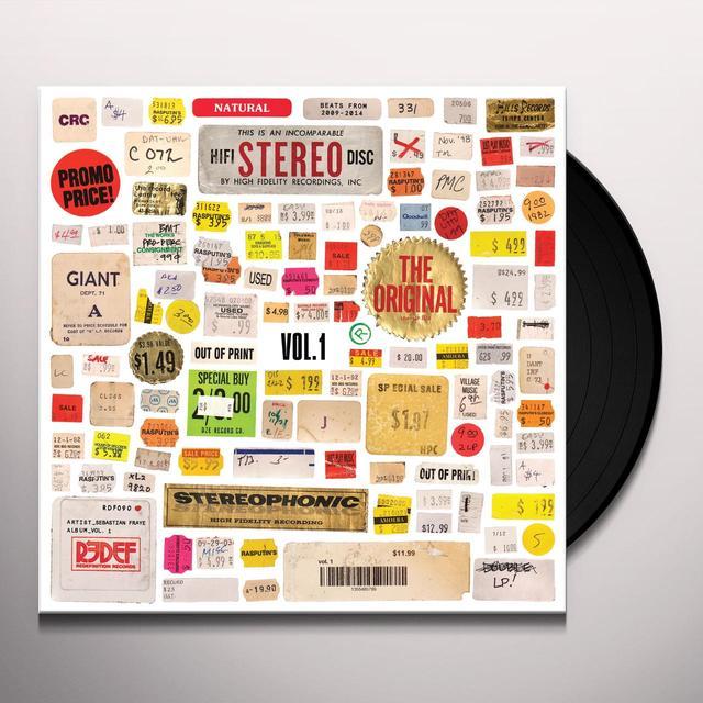 SEBASTIAN FRAYE VOL. 1 Vinyl Record
