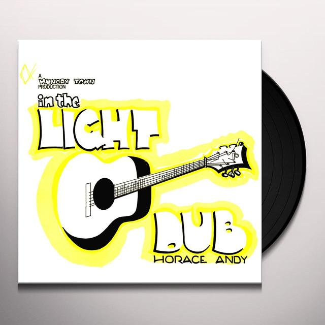 Horace Andy IN THE LIGHT DUB Vinyl Record