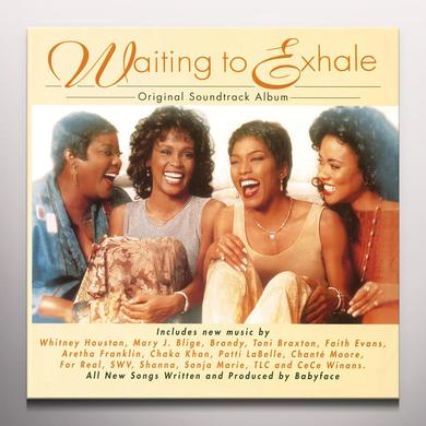 WAITING TO EXHALE / O.S.T. (COLV) (GATE) (LTD) WAITING TO EXHALE / O.S.T. Vinyl Record