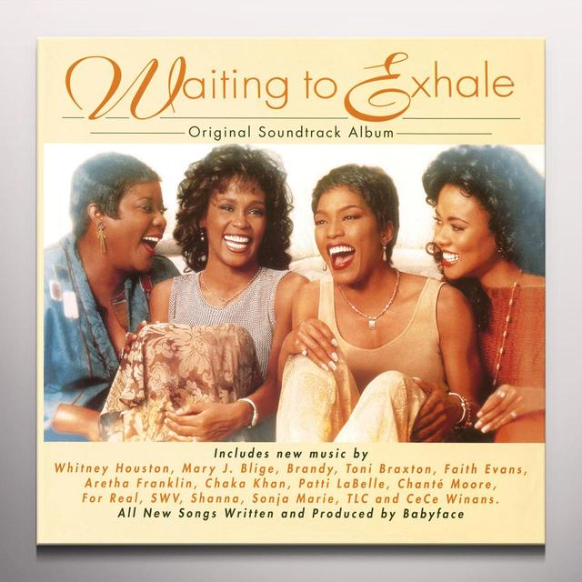 WAITING TO EXHALE / O.S.T. (COLV) (GATE) (LTD) WAITING TO EXHALE / O.S.T. Vinyl Record - Colored Vinyl, Gatefold Sleeve, Limited Edition