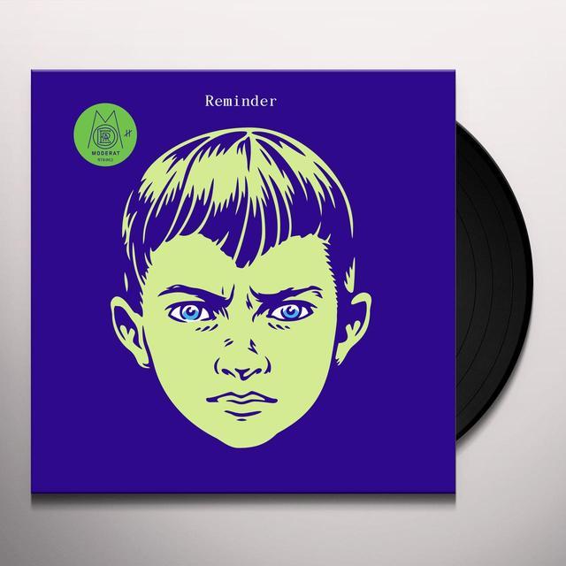 Moderat REMINDER EP (EP) Vinyl Record