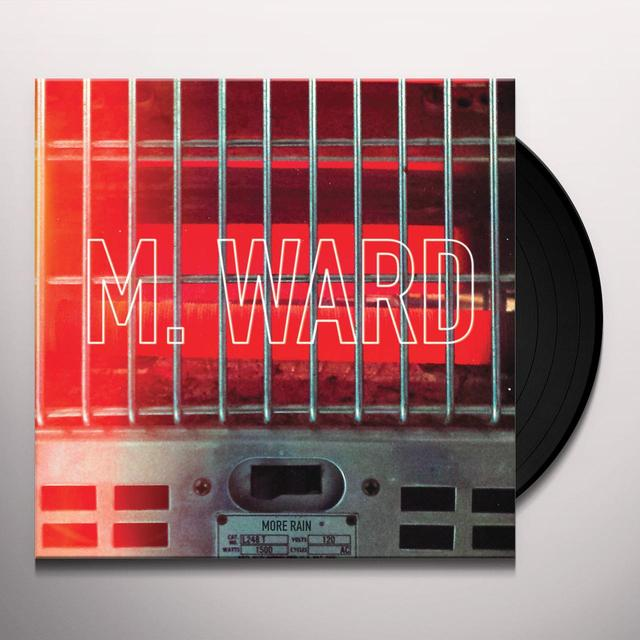M Ward MORE RAIN Vinyl Record - Digital Download Included