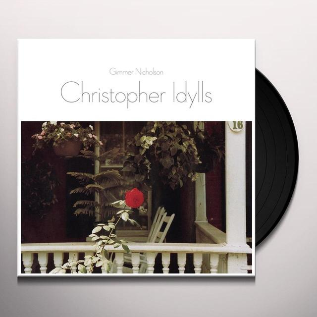 Gimmer Nicholson CHRISTOPHER IDYLLS Vinyl Record