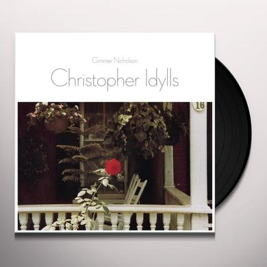 Gimmer Nicholson CHRISTOPHER IDYLLS Vinyl Record - Gatefold Sleeve, Remastered, Reissue